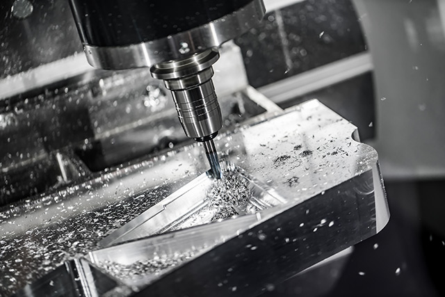 MILLING-VERTICAL MACHINING CENTERS